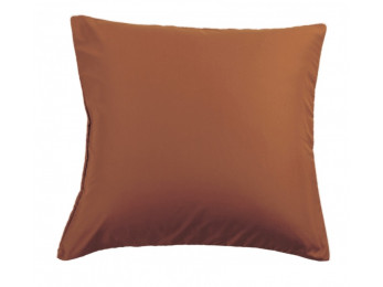 Наволочка Valtery Сатин NC-04 (70x70 см - 2 шт.) - Шоколадный