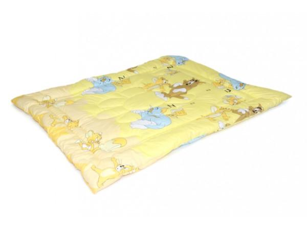 ПИЛЛОУ - Одеяла Одеяло детское ватное - 110x140