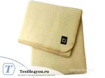 Одеяло шерстяное INCALPACA OA-2 (195x215 см) альпака, меринос