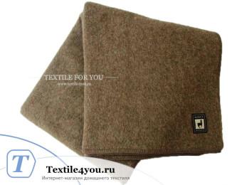 Одеяло шерстяное INCALPACA OA-3 (195x215 см) альпака, меринос