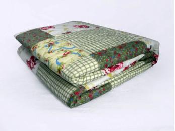 ПИЛЛОУ - Одеяла Одеяло холлофайбер облегченное в Софткоттоне - 172x205