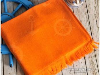 Полотенце бамбуковое IRYA SEASIDE-SPA - 75x150 см (1 шт.) - Оранжевый