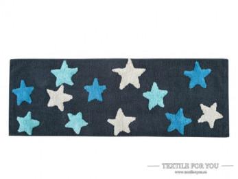 Коврик для ванной IRYA STAR (50x90 см) Голубой